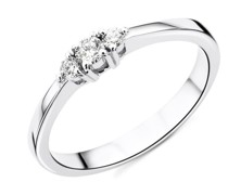 Ring 0.15ct Diamond