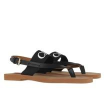 Sandalen & Sandaletten Logo Strap Sandals