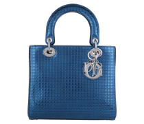 Tasche - Lady Dior Medium Tote Bleu Roi