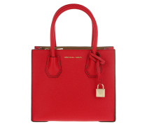 Mercer MD Messenger Bright Red Umhängetasche