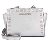 Selma Stud Mini Messenger Silver