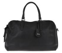 Bowling Bag Handle Kim Big Black/Nickel