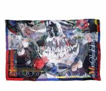 Tücher & Schals Floral Print Shawl