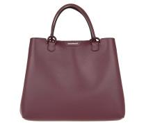Tasche - Shopping Bag Saffiano Vinaccia