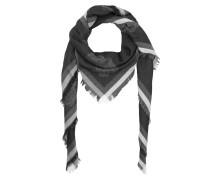 Multi Tiger Scarve Black Schal