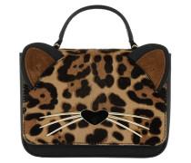 Leopard Mini Janine Umhängetasche Bag Multi