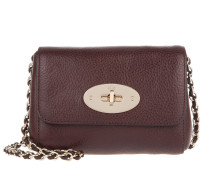 Tasche - Mini Lily Vegetable Tanned Oxblood