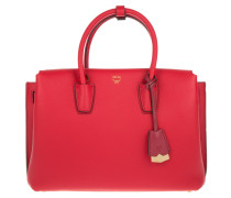 Milla Tote Medium Ruby Red rot