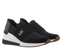 Sneakers Felix Trainers Black/Brown