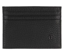 Portemonnaie Card Holder Gun Metal