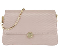 Genoveva Handbag M Stone Grey Umhängetasche