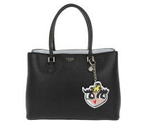 Pin Up Pop Shopper Black