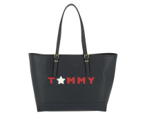 Honey EW Tote Tommy Star Navy