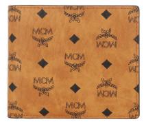Portemonnaie Vi Or M-F12-1 Small Wallet, Coin Pkt Cognac