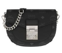 Umhängetasche Patricia Visetos Mini Crossbody Bag Black