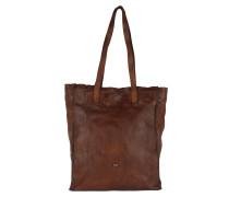 Shoping Bag Cow P/D Cognac Tote