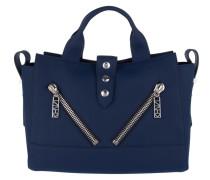 Kalifornia Handbag Navy Blue Tote
