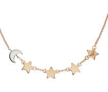 Halskette EG3363221 Chain Roségold/Silver