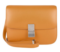 Tasche - Medium Classic Box Handbag Daffodil - in gelb
