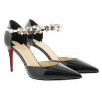 Pumps Planet Chic 85 Leather Black/Silver