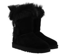 W Deena Black Schuhe