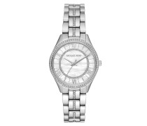Uhr MK3900 Ladies Lauryn Silver