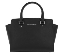 Selma MD TZ Satchel Black