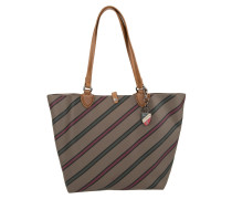 Tasche - Carmen Shopping Bag Brown