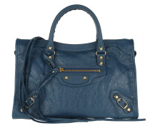 Classic City Tote S Blue