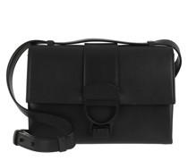 Umhängetasche Arlettis Crossbody Leather Noir
