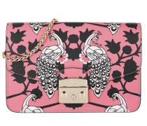 Metropolis S Shoulder Bag Orchidea rosa