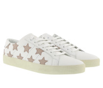 Star Sneakers White/ Blush Sneakers