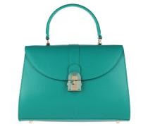 Satchel Bag 1927 Opera Medium Top Handle Smeraldo