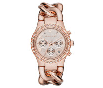 Armbanduhr - Runway Twist Rosé Watch