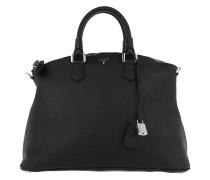 Loredana Satchel Bag Black