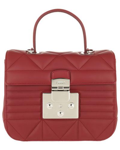 Satchel Bag Fortuna S Top Handle Bag Ciliegia rot