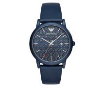 Uhr Men Luigi Watch Blue