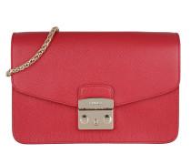Metropolis S Shoulder Bag Ruby Umhängetasche