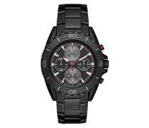 Armbanduhr - Gents Jetmaster Black-Tone Carbon Fiber Watch