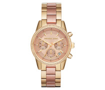 Ladies Ritz Watch Rosegold/Gold