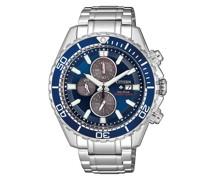 Uhr Promaster Wristwatch Silver Blue