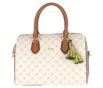 Bowling Bag Cortina Misto Aurora Handbag Offwhite
