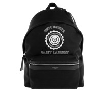 City Universite Backpack Black Rucksack