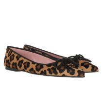Schuhe Ella Ballerina Shoes Leo print
