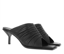 Loafers & Ballerinas Georgia Ruched Mule