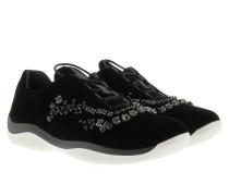 X Sneakers Bijou Nylon Black