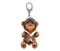 Animal Charm Bear FFF Cognac Schlüsselanhänger cognac