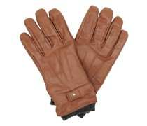 Handschuhe Elevated Flag Leather Mix Gloves S-M