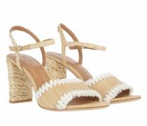 Sandalen & Sandaletten Olivia Heel