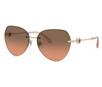 Sonnenbrille 0BV6108 Pale Gold